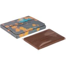 Creditcard chocolade bedrukken
