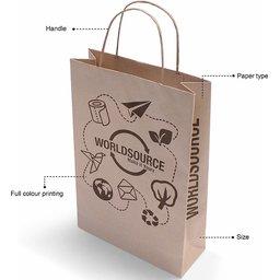 Custom Made papieren tassen bedrukken