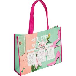 Custom Made Shopping Bag 40x30x11cm