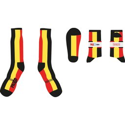 Custom voetbalsokken bedrukken