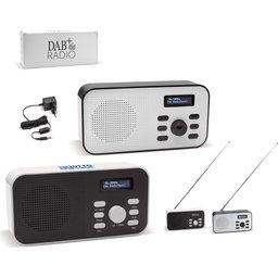 DAB  FM Radio bedrukken