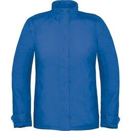 Dames winterjas Parka blauw