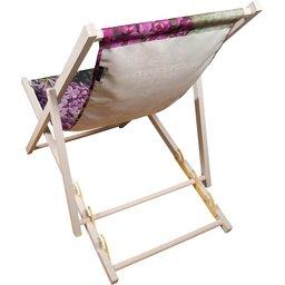deck chair transat strandstoel logo