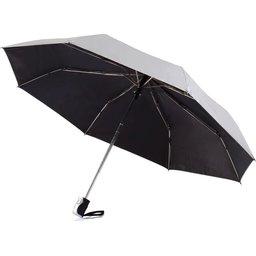 Deluxe 21,5 inch 2-in-1 automatische paraplu bedrukken