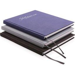 Deluxe notitieboek bedrukken
