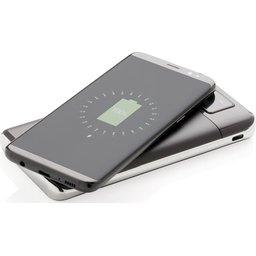 Draadloze oplader voor smartphones met powerbank - 10