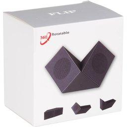 Draadloze speaker Flip bedrukken