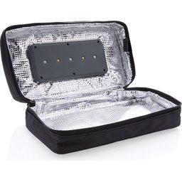 Draagbare UV-C sterilisatie pouch met geïntegreerde batterij -binnenzijde