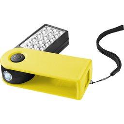 Draaibaar LED zaklamp