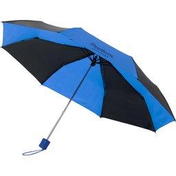 Duo kleuren paraplu bedrukken
