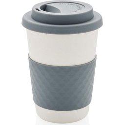 ECO Bamboe koffie beker bedrukken