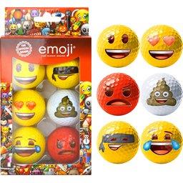 Emoji golfbal