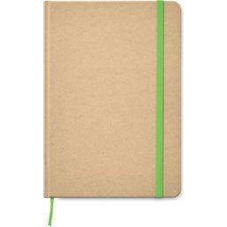 Everwrite A5 notitieboekje-lime