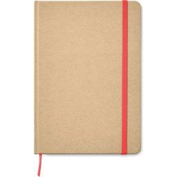 Everwrite A5 notitieboekje-rood