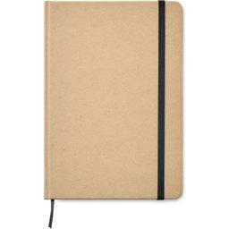 Everwrite A5 notitieboekje-zwart