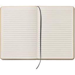 Everwrite A5 notitieboekje-zwart binnenzijde