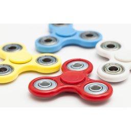 Fidget spinners in alle kleuren