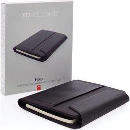 Fiko A5 portfolio met draadloos opladen & 5000mAh powerbank-verpakking