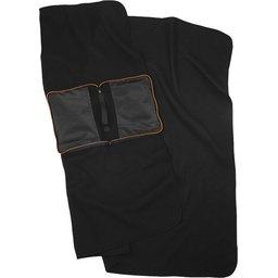 Fleece deken tas