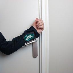 Flipper - virusvrije deurklink 1