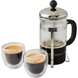 Franse persset voor koffie