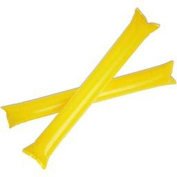 Fun Fun tap bangers geel