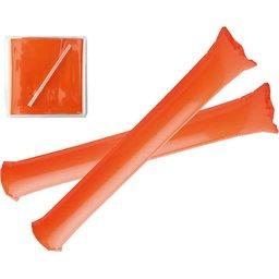 Fun Fun tap bangers oranje