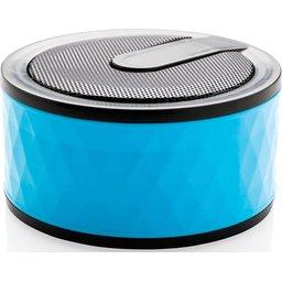 Geometrische draadloze speaker bedrukken