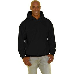 Hooded sweater met bedrukking