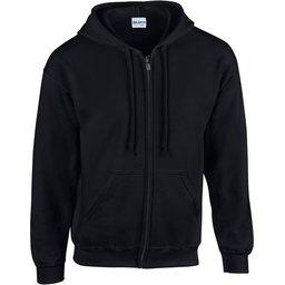 Full zip Hooded Sweat bedrukken