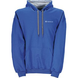 Gildan HoodedContrast sweater bedrukken