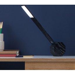 GK11B10  Octagon One Desk Light - Black 1
