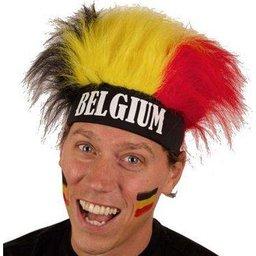 Haarband pruik Belgium