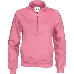 Half Zip Sweater cottoVer Fairtrade