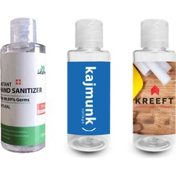 Handgel 75% alcohol - 50 ml bedrukken