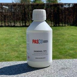 Handgel Extra Hygiëne 70% alcohol bedrukken