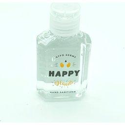 Handgel Extra Hygiëne 75% alcohol - 60 ml Hand Sanitizer 3
