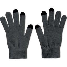 Handschoenen voor smartphones bedrukken