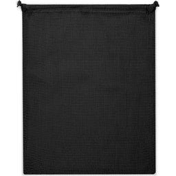 Herbruikbaar Groente & Fruit Zakje Oeko-Tex® Katoen 40 x 45cm-zwart zijde 2