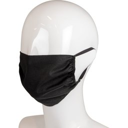 Herbruikbaar mondmasker uit katoen met ruimte voor filter 4
