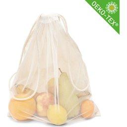 Herbruikbare zak voor groenten en fruit 1