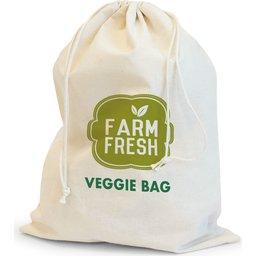 Herbruikbare zak voor groenten en fruit