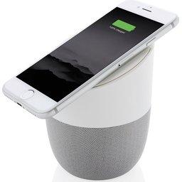 Home speaker en draadloze opladers