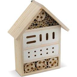 Hotel om te overwinteren voor insecten