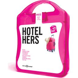 hotel voor haar