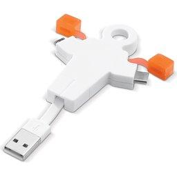 human kabel oranje