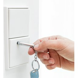 Hygiënisch touchscreen sleutelhanger covid 19