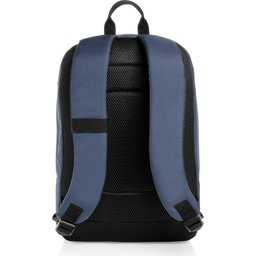 "Impact AWARE™ RPET Basic 15,6"" laptoprugzak-achterzijde navy"