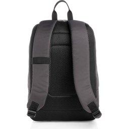 "Impact AWARE™ RPET Basic 15,6"" laptoprugzak-achterzijde zwart"