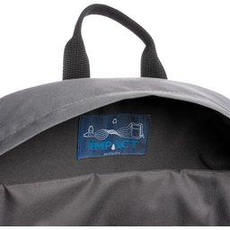 """Impact AWARE™ RPET Basic 15,6"""" laptoprugzak-label"""
